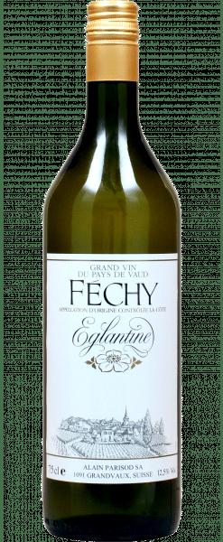 Alain Parisod Féchy Eglantine La Côte AOC  12.5% Vol. 75cl 2016