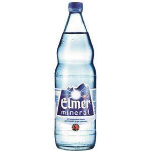 Elmer Mineral mit Kohlensäure 12 x 100 cl MW Flasche