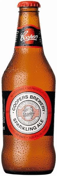 Coopers Sparkling Ale 5,8% Vol. 24 x 37 cl EW Flasche Australien