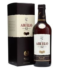 Rum Abuelo Añejo 12 years 40% Vol. 70 cl Panama