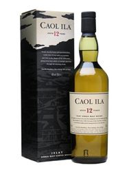 Caol Ila 12 years 50% Vol. 70 cl