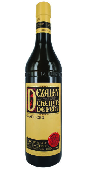 Dézaley Chemin de Fer AOC Luc Massy Grand Cru 13% Vol. 75cl 2018