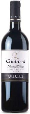 Bisceglia  Aglianico del Vulture DOC Gudarra 14.0% Vol. 75cl 2014