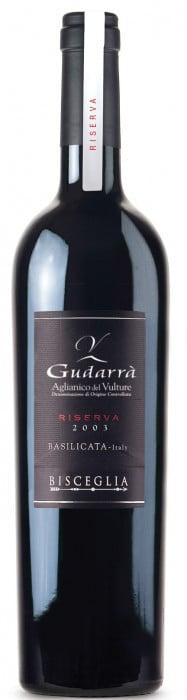 Bisceglia Aglianico del Vulture DOC Riserva Gudarra 14.0% Vol. 75cl 2013