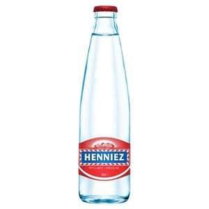Henniez rot prickelnd 24 x 33 cl MW Flasche