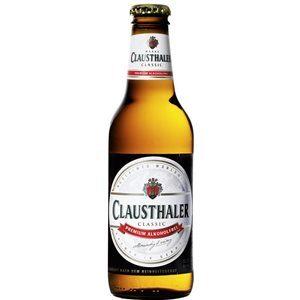 Clausthaler alkoholfreies Bier 4 x 33 cl EW Flasche