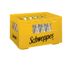 Schweppes Indian Tonic 30 x 20cl MW Flasche