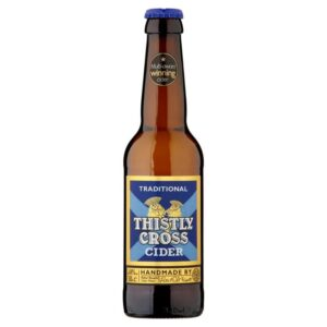 Thistly Cross Cider Traditional 4.4% Vol. 12 x 33cl EW Flasche