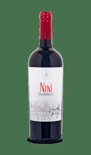Nini Susumaniello Manduria DOP 14.0% Vol. 75cl