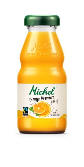 Michel Orange Premium Fairtrade 6 x 20 cl EW Flasche