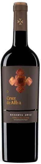 Ribera del Duero Cruz de Alba Reserva 14.5% Vol. 2013