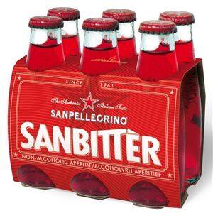 San Pellegrino Sanbitter 24 x 10 cl EW Glas