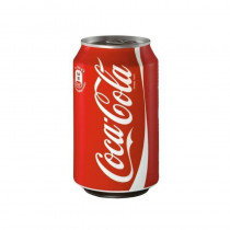Coca-Cola Classic 24 x 33 cl Dose