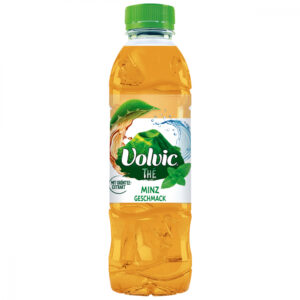 Volvic Grüntee Minze 24 x 50 cl PET