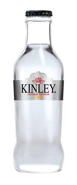 Kinley Tonic Water 24 x 20cl EW Glas