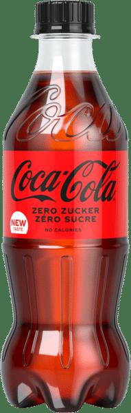 Coca-Cola Zero 6 x 45 cl PET