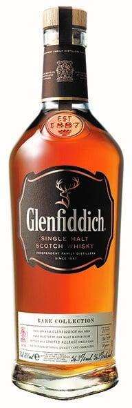 Glenfiddich Rare Cask 1978 56,3% Vol. 70 cl