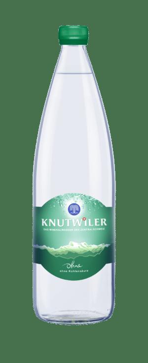 Knutwiler Mineral ohne Kohlensäure 12 x 100 cl MW Flasche