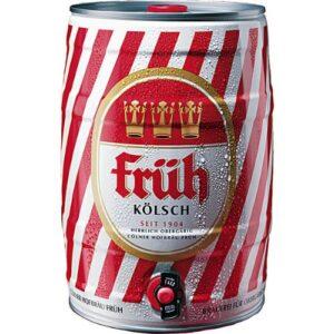Früh Kölsch 4,8% Vol. 5 Liter Partyfass