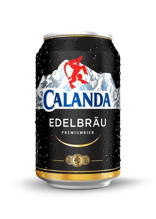 Calanda Edelbräu 5.2% Vol. 24 x 33cl Dose