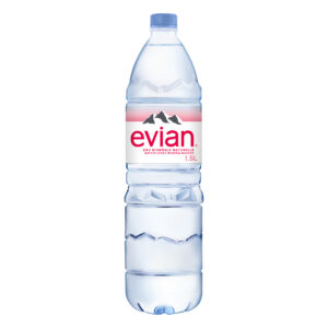 Evian 6 x 150 cl PET