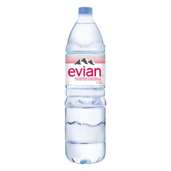 Evian 6 x 150 cl PET