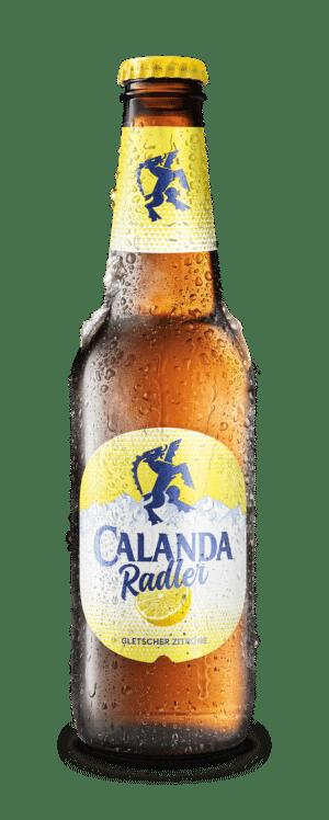 Calanda Radler 2% Vol. 24 x 33 cl MW Flasche