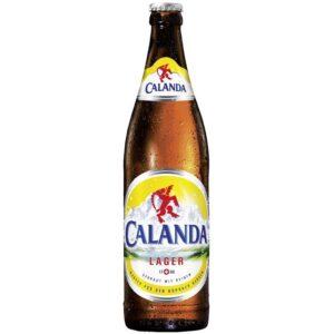 Calanda Lager 4,8% Vol. 15 x 58 cl MW Flasche