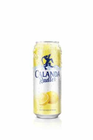 Calanda Radler Zitrone 2.0% Vol. 24 x 50 cl Dose