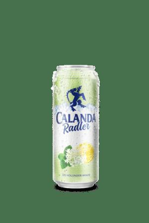 Calanda Radler Holunder 2.0% Vol. 24 x 50 cl Dose