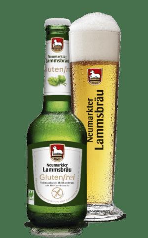 Neumarkter Lammsbräu Glutenfrei alkoholfrei 10 x 33 cl MW Flasche