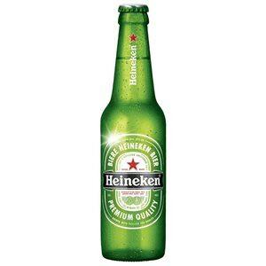 Heineken Premium Bier 5,0% Vol. 24 x 33cl MW Flasche