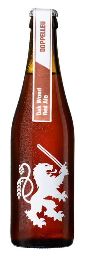 Doppelleu OAK WOOD RED ALE 6,0% Vol. 24 x 33 cl EW Flasche