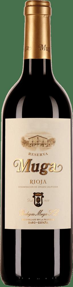 Bodegas Muga Reserva 14.0% Vol. 75cl 2015