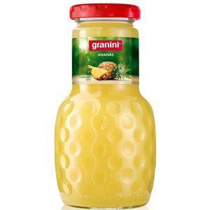 Granini Ananas 6 x 20 cl EW Glas