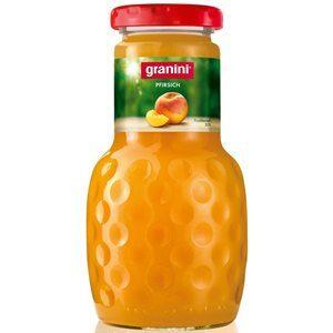 Granini Pfirsich 6 x 20 cl EW Glas