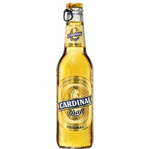 Cardinal Draft Original 4,7% Vol. 24 x 33 cl MW-Flasche