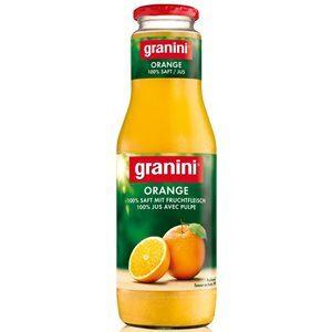 Granini Reiner Orangensaft 6 x 100 cl MW Flasche