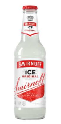 Smirnoff Ice 4% Vol. 24 x 27.5 cl EW Glas