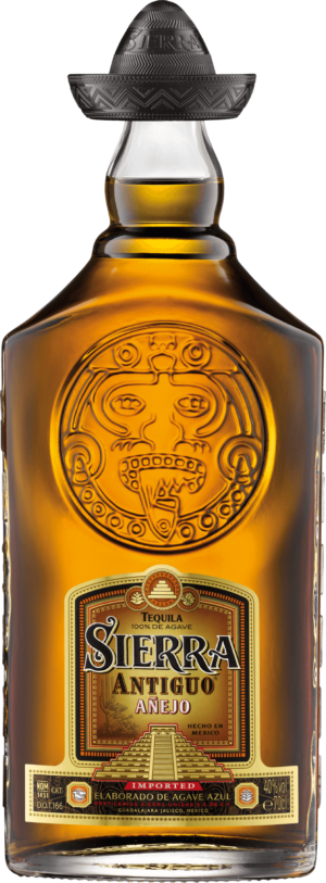 Sierra Tequila Antiguo Anejo 40% Vol. 70 cl