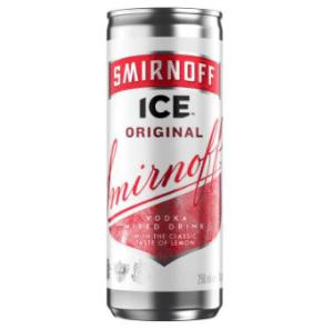 Smirnoff Ice Dose 5% Vol. 24 x 25 cl Dose