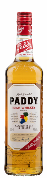 Whiskey Paddy Old Irish 40% Vol. 70 cl