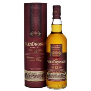 Glendronach 12 years Single Highland Malt 43% Vol. 70 cl