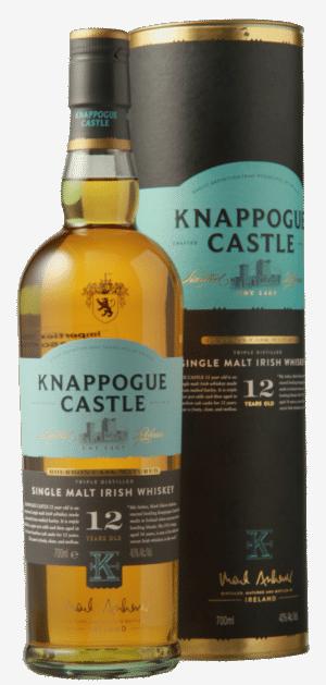 Whiskey Knappogue 12 Years Castle Irish Single Malt 40% Vol. 70 cl