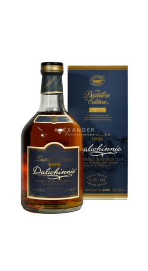 Whisky Dalwhinnie Malt Distillers Edition 43% Vol. 70 cl