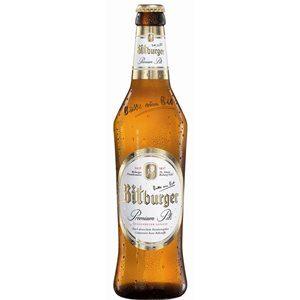 Bitburger Premium Pils 4,8% Vol. 24 x 33 cl MW Flasche