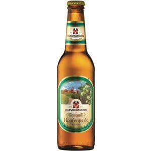 Feldschlösschen Hopfenperle 5,2% Vol. 6 x 33 cl MW Flasche