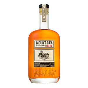 Rum Mount Gay Black Barrel 43% Vol. 70 cl Barbados