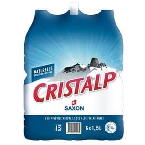 Cristalp ohne Kohlensäure 6 x 150 cl PET