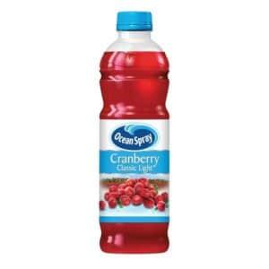 Ocean Spray Cranberry light 6 x 100 cl PET